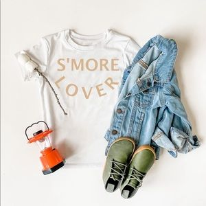 Other - Smore lover T-shirt